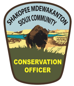 Conservation Officer Patch