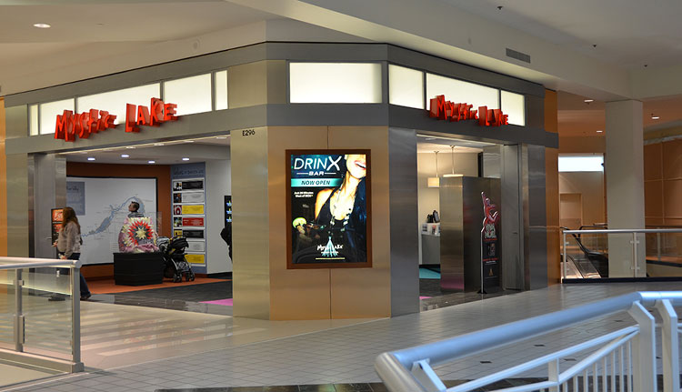 Mystic Lake Store at Mall of America